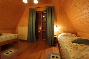 Doppelzimmer im Haus Eva