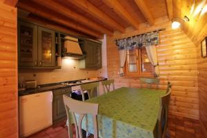 Küche im Haus Ana