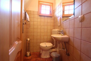 Badezimmer im Haus Ana