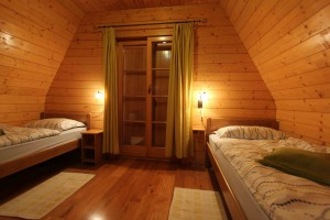 Doppelzimmer im Haus Ana